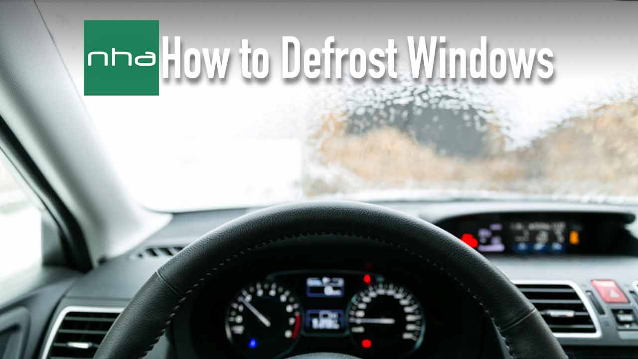 How to defrost window - North Hills Auto