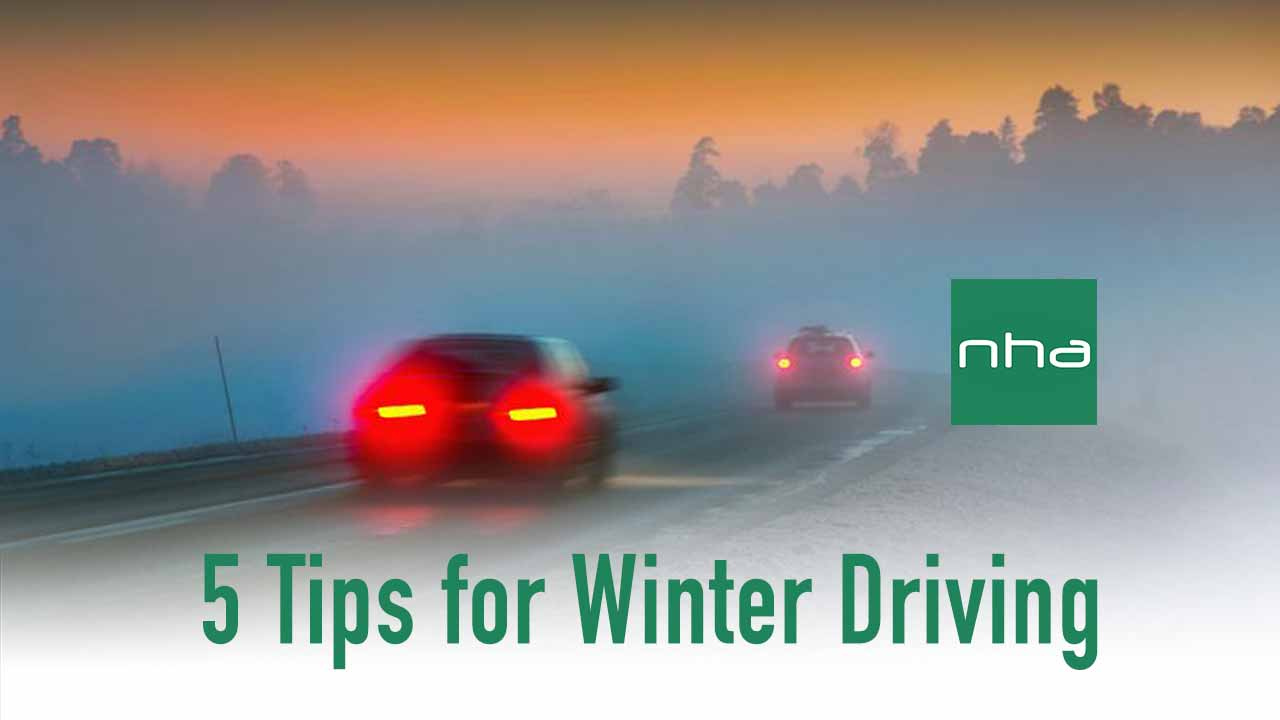 winter weather driving