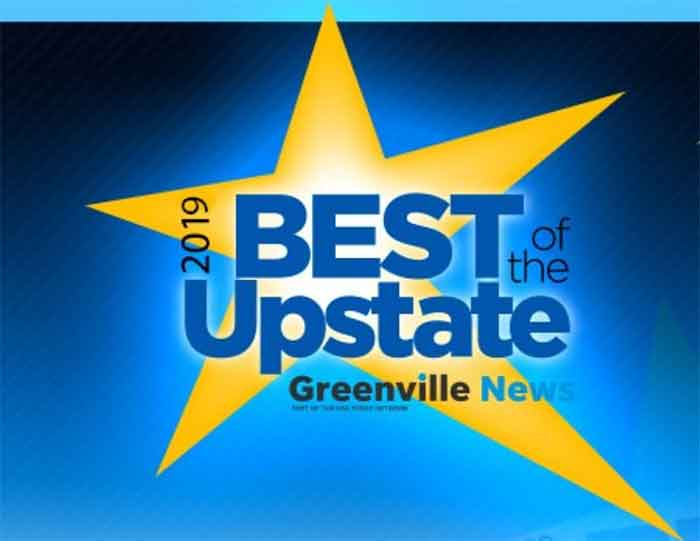 NHA earns 2019 Best of the Upstate Awards