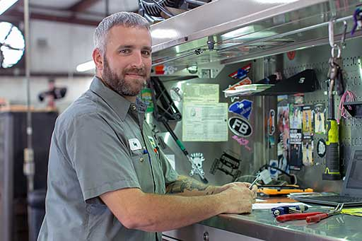 ASE Certified Technician at North Hills Automotive